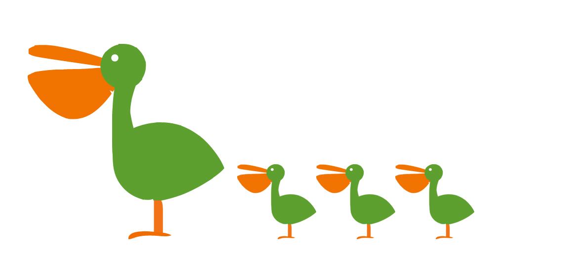 Pelican logostory